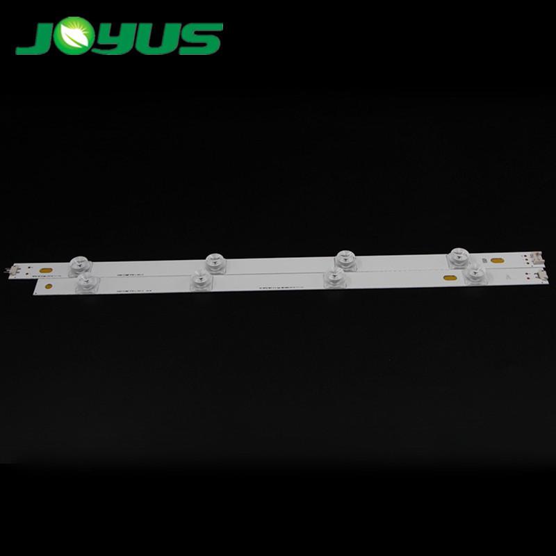 LG TV LED backlight aluminum pcb double side tape 4 row/set 42LBS 42LB5520-CA 6500 5500 550V 561V 570V 580V 585V 5800 580N 570