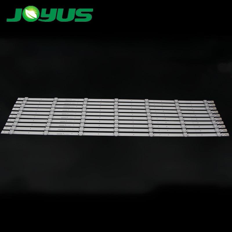 led backlight strip tv spare parts LG 7leds 3v per lump 10pcs/set Arcelik 65Inch Rev0.2 Arcelik 65Inch Rev0.2 170721_3PCM00731A