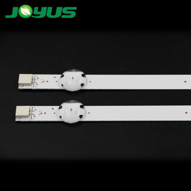 led back bulb tiras led TV backlight strip LG aluminum pcb 4leds ARCELIK 49