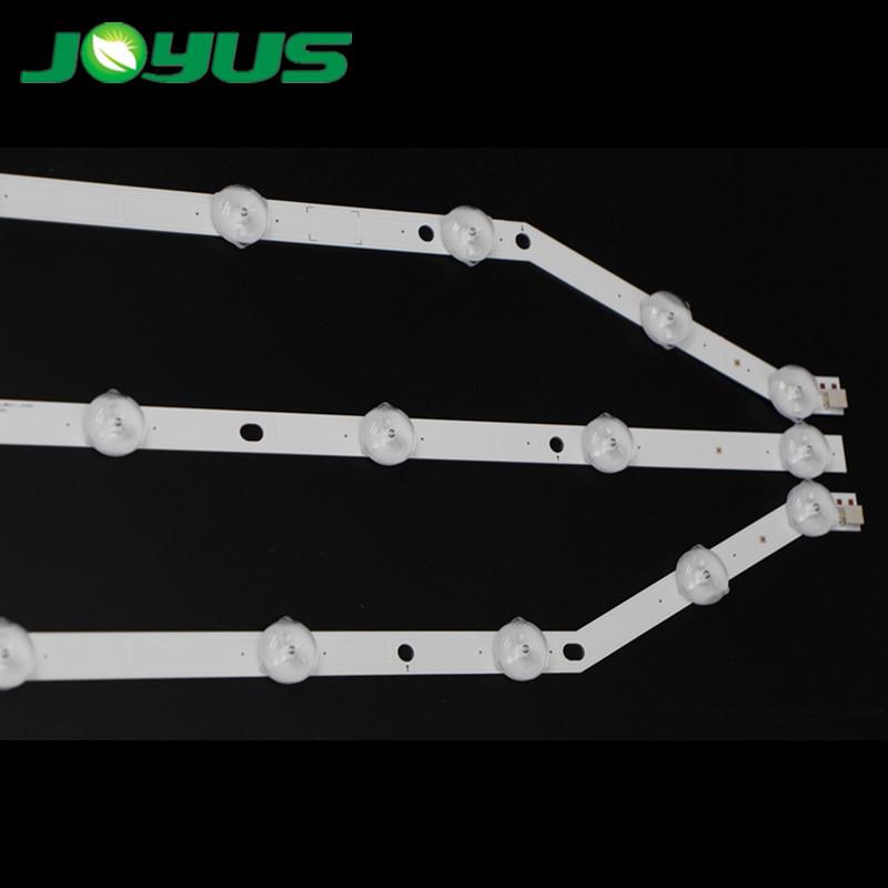 TV LED strip aluminum material backlight crooked SAMSUNG_2013SVS40_T1_B2_13_REV1.7 UA40F5000HJ/5500AJ/5000AR/5080AR LM41-00001V
