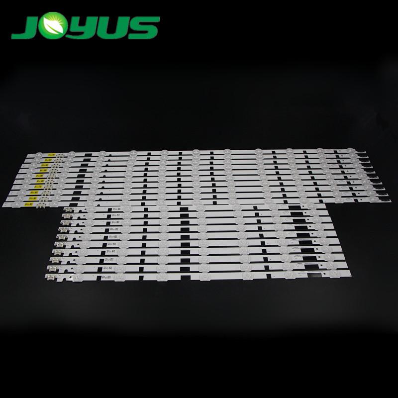 straight led TV strip aluminum light 2013SVS55F L11 R7 UN49J5290AF UA49M5000A UA55F 6100AJ /6400AJ  D2GE-550SCA/B-R3 LM41-00471A