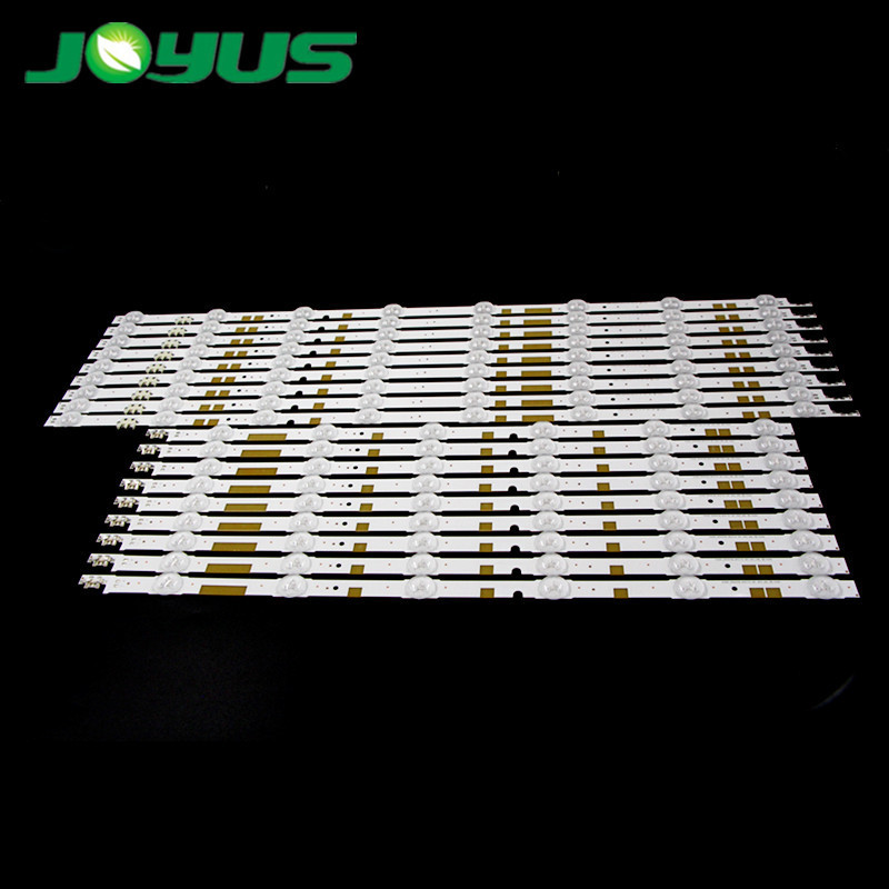 led backlight strips for tv samsung 55inch V5DR_550SCA_R0 SCB UE55JU6850 UE55JU6870U UA55JS7200JXXZ BN96-38481A 38482A 18 pcs