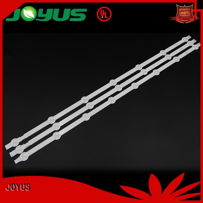 JOYUS frameless led tv factory for Konka, Changhong, Sony, Skyworth, Panasonic TV