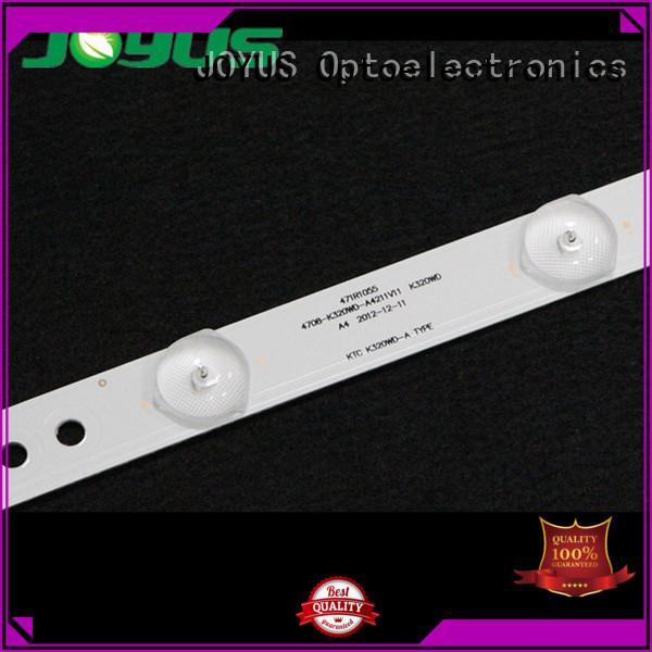 JOYUS led tv backlight strip price factory for Haier, Toshia, Cantv, PPTV, Philips tv
