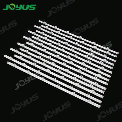 TV LED Backlight Strip Pola2.0 LG 55ln 7 Rows 6+6 LEDs POLA5 Lens